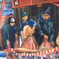 Dans la rue   Toqué Frères – Décoration murale