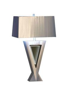 Vectors Table Lamp By Nova Lamps