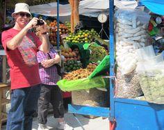 Visita al mercado tradicional San Camilo