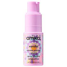 Vandal Volume Powder Spray - amika | Sephora