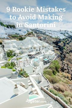We recently spent 16 unforgettable days on the world famous Greek island of Santorini. Read on to learn from our mistakes before your visit. Santorini Honeymoon, Greece Honeymoon, Santorini Travel, Greece Vacation, Santorini Greece, Greece Travel, Crete Greece, Athens Greece, Santorini Beaches