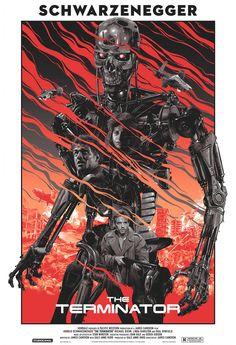 The Terminator by Gabz