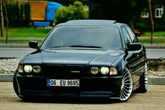 E 38 legend BMW