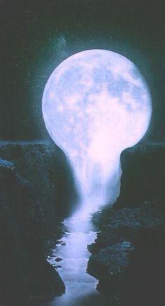 DONNE VINCENTI #photography #moon