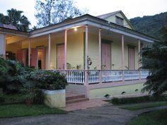 Hacienda Luz de Luna en Adjuntas, Puerto Rico