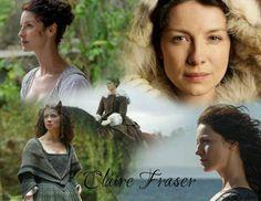 Claire Fraser Outlander