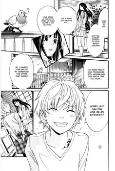 Noragami chapter 31 : Like Father, Like Son page 6 - Manganel.com