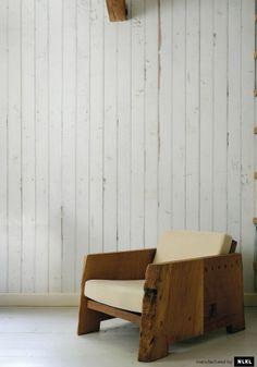 Scrapwood wallpaper PHE-8 by Piet Hein Eek