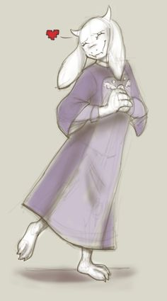 * Honestly, I updated this dress for Toriel (Undertale) Art by Julie Draw AAAnimash Owned by Toby Fox *Visit me on the: * Facebook: <www.facebook.com/profile.php?i…> * Youtube: <www...