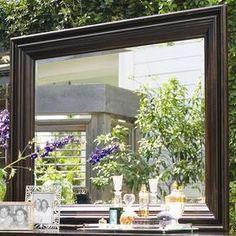 Outdoor mirror?