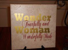 Vinyl Quote wonder woman by GreatWallofVinyl on Etsy, $16.00