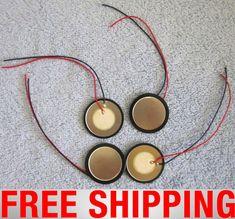 Piezo Element Sensor Pickup High sensibel 35 X 1 Pick Up, Washer Necklace, Ebay, Healthy
