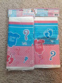 Team Girl and Team Boy 25 Pink + 25 Blue Shiny Pink /& Blue Voting Sticker Set Gender Reveal Stickers