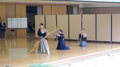 Kyudo 8-dan exam at Meiji Jigu