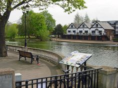 River Great Ouse, Bedford