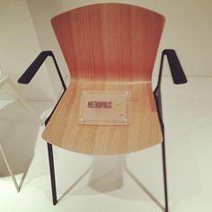 Slam chair receives a award @ Slammed, Awards, Chair, Furniture, Home Decor, Decoration Home, Room Decor, Home Furnishings, Stool