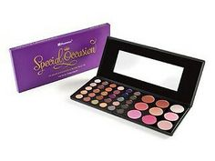Use Code: ohsobougie for 10% off NOW!! bhcosmetics Special Occasion Palette $21