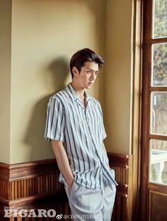 Oh Sehun EXO for Madame Figaro latest update Exo Chanyeol, Kpop Exo, Kyungsoo, Hunhan, Exo Ot12, K Pop, Exo Members, Asian Style, Shinee