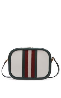 a903b6a4cab9 BALLY Tipsy Stripe Shoulder Bag.  bally  bags  shoulder bags  leather