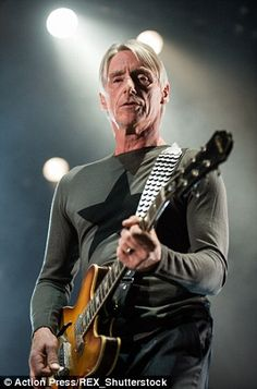 Weller, made his name in the punk era with The Jam, but he has never disguised his love of The Beatles, The Kinks and the whimsical English psychedelia of Pink Floyd, Small Faces and Traffic. The Style Council, Paul Weller, Rock News, Pink Floyd, Perfect Man, New Wave, Punk Rock, The Beatles, Flower Power