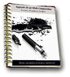 Appunti di un web copywriter - Il libro che ha riscosso un grandissimo successo nel web - disponibile anche in versione cartacea  250 pagine   In vendita fino ad ottobre a 10 euro  http://libro.travelbookagent.com/