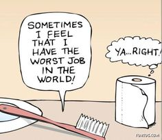 the worst job :)