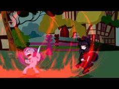 New Mugen EVE [HD] - Pinkamena Diane Pie vs Uroboros