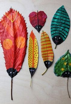 Check out these 10 cute bug and insect crafts for kids.
