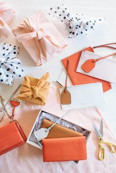 Creative Wring Idea Diy Fabric Wred Gifts