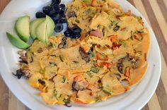 Easy Vegan Chickpea Flour Omelet