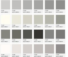 Valoisaa vaaleaa: Kerro lempi Greige maalisävysi !!! .... Interior Paint Colors, Paint Colors For Home, Wall Colors, House Colors, Shades Of Gray Color, Mood And Tone, Journal Stickers, What To Make, Closet Bedroom