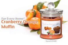 For Every Home Cranberry Orange Muffin.  www.foreveryhome.net