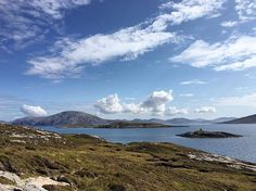 Isle of Harris, Outer Hebrides, Scotland - @drag