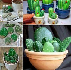 Cactus Rocks Tutorial