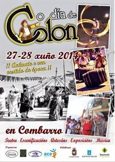 O Día de Colón en Poio #galicia #festas