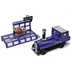 LEGO MOC 75957 Magic Train by Keep On Bricking | Rebrickable - Build with LEGO