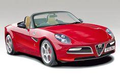 2013 Alfa Romeo Spider