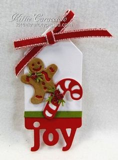 KC Impression Obsession Christmas Tags 2 joy