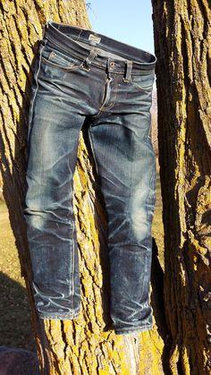Heavyweight Denim Championships 2013 - 2015 - Official Thread - Page 151 - superdenim - supertalk Raw Denim, Denim Jeans Men, Jeans Pants, Denim Shirts, Blue Jeans, Denim Display, Denim Fashion, Curvy Fashion, Street Fashion