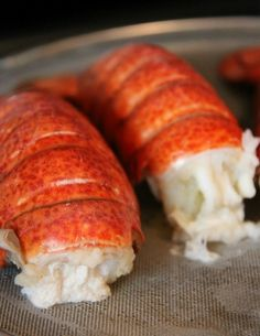 How to Make Perfectly Succulent Lobster Tail | Foodboum