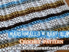 Mile a Minute Celtic Weave Afghan - Free Crochet Pattern - Meladora's Creations Crochet Square Patterns, Crochet Blanket Patterns, Baby Blanket Crochet, Crochet Yarn, Free Crochet, Potholder Patterns, Double Crochet Decrease, Front Post Double Crochet, Sunflower Pattern