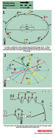 2 fun ways to work on evasion