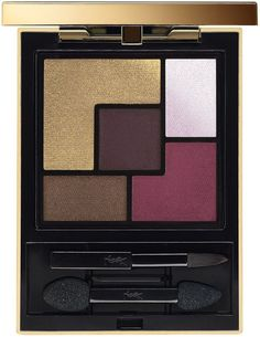 Pin for Later: These Autumn-Inspired Products Smell Good Enough to Eat Saint Laurent Yves Saint Laurent Couture Palette Collector Metal Clash Fall 2015 Saint Laurent Yves Saint Laurent Couture Palette Collector Metal Clash Fall 2015 (£43)