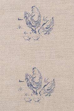 Emily Bond chickens