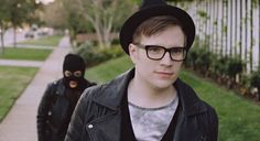 Patrick Stump from Fall Out Boy. He's lost alot of weight(: