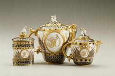 Russian Imperial Porcelain