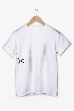 T-shirt Cut - Magia Zakupów :: Top Fashion Boutique