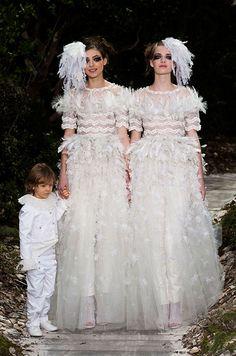 Défilé Chanel Haute Couture - SS2013 – Paris