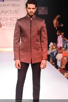 Rajat Suri at Lakme Fashion Week (LFW) Winter/Festive 2013