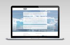 responsive Webdesign für Scandinavian Trade Im- & Export GmbH
